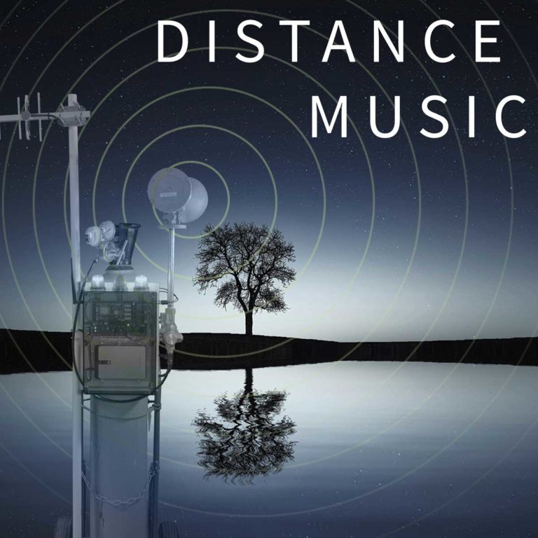 Distance Music title