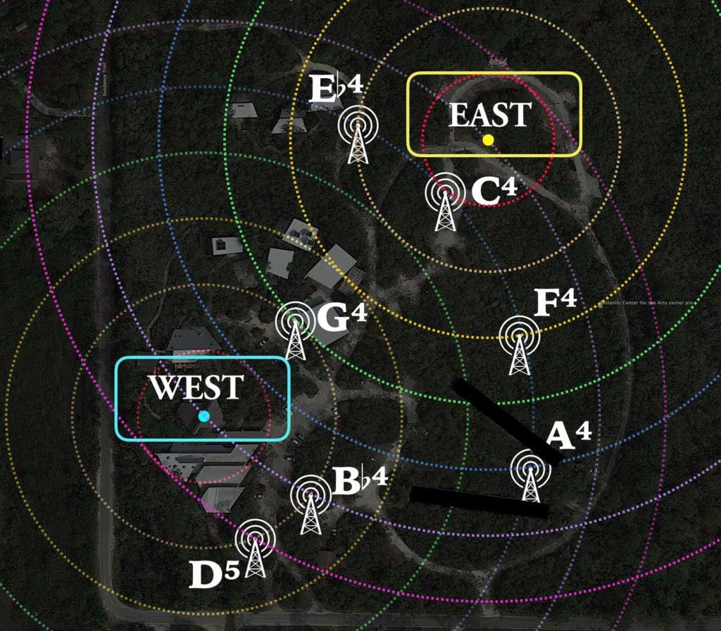 Distance Music @ ACA 7 horns