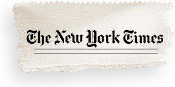 New York Times title clip