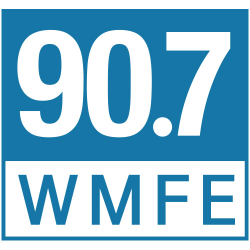 WMFE FM logo